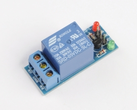 5V 1-Channel Relay Module Low Level Trigger for Arduino AVR PIC
