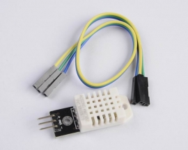 DHT22/AM2302 Digital Temperature and Humidity Sensor module