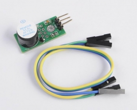 Active Buzzer Module for Smart Car Arduino Compatible