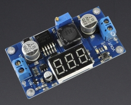 ICStation LM2596 Power Module 4.2V-40V to 1.25V-37V DC-DC Conver