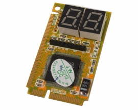 PCI-E Laptop Motherboard Diagnostic Test Card