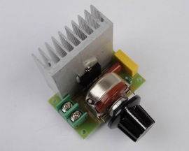 3800W SCR Voltage Regulator Dimming Dimmers Speed Controller