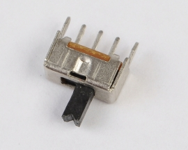 20pcs Mini Slide Switch SPDT 2.0mm Pitch 2 Tap Position 3Pin