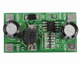 1W LED Driver 350mA PWM Light Dimmer DC-DC Step Down Module