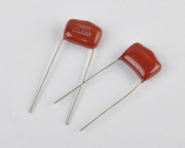 CBB22 Through Hole Polypropylene Film Capacitors 22NF 630V