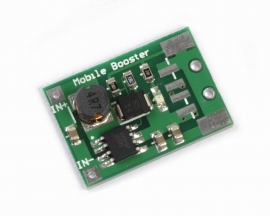 DC-DC Converter Step Up Boost Module 2-5V to 5V 1200mA 1.2A(NO U