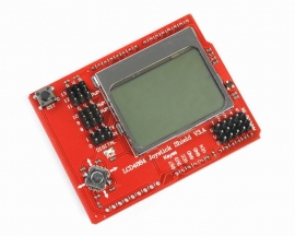 LCD4884 Joystick Shield v2.0 Expansion Board for Arduino