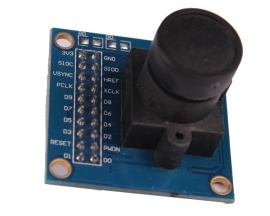 OV7725 Camera Module 640x480 Display Active SCCB Compatible with I2C