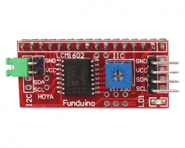 IIC I2C Serial Interface Board Module Address Changeable for LCD