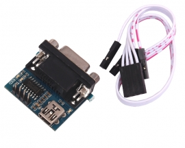 RS232 To TTL Converter Module Serial Module MAX3232 MINI USB