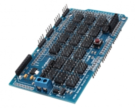 Sensor Shield V1.1 Digital Analog Module Board For Arduino MEGA