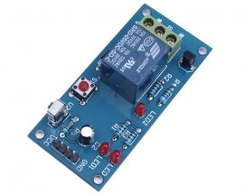 5V 1-Channel Infrared Remote Relay Module Wireless Relay Module