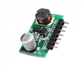 3W DC-DC 7-30V to 1.2-28V 700mA LED lamp Driver Support PWM Dimm