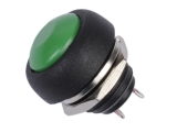 [G127]Green Momentary Contact Push Button Switch 12mm