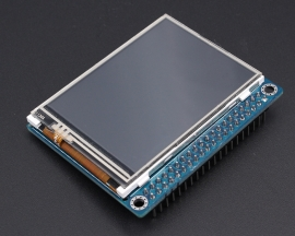"ICStation 2.4"" TFT LCD Module Display + Touch Screen + PCB adapt"