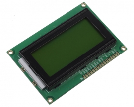 LCD1604 16x4 Character LCD Display Module 5V LCM Yellow/Green Bl