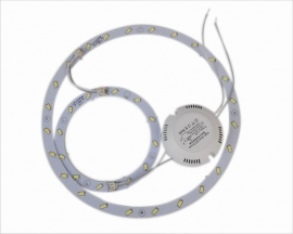[L189]18W 5730 White LED Annulus Light Emitting Diode SMD With P