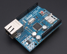 ICStation Ethernet Shield Compatible Arduino Ethernet Shield