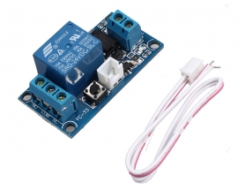 24V 1-Channel Self-Lock Relay Module for Arduino AVR PIC