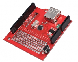 USB Host Shield for Arduino ADK MEGA UNO
