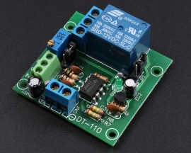 DC 12V 1-Channel Voltage Comparator LM393 Comparator Module