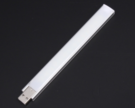 Pure White Mobile Power Highlight USB Lamp 14pcs SMD LG 5152 LED