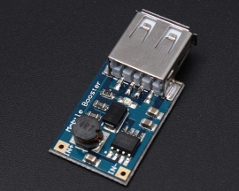 ICStation Step Up 2-5V to 5V Power Module