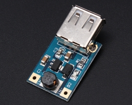 ICStation Step Up 1~5V to 5V Power Module