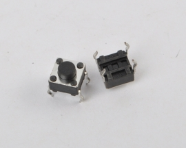 6X6X5mm Tact Switches 4 Legs