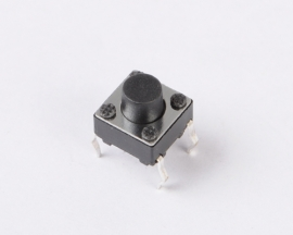 6X6X6mm Tact Switches 4 Legs
