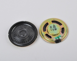 8Ω 0.5W Small Trumpet 36mm Diameter Loudspeaker