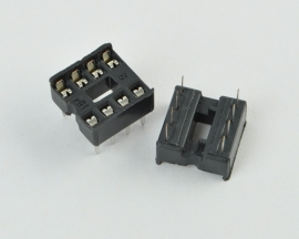 8 Pins DIP IC Solder Type Socket Adaptor