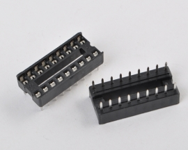 18 Pins DIP IC Solder Type Socket Adaptor