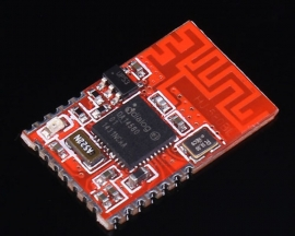 HJ-580BL DA14580 Bluetooth BLE Module Bluetooth Serial On-Board Eeprom for Apple Android