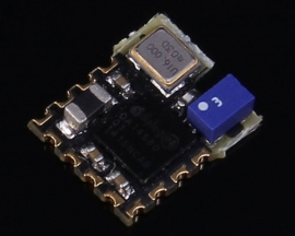 HJ-580X BLE Bluetooth Transparent Transmission Module Master Slave Integration With Antenna