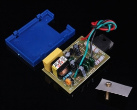 Three-Wire Power Supply Module Half-Closed AC 85V-300V For Electronic Components