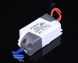 4-7W Power Supply LED Driver Electronic Converter Transformer Constant Current AC 85-265V