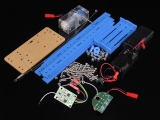 6-Feet Robot Suite Remote Control Version DIY Kits Teaching Experiment Model Kit