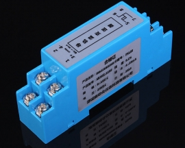 PT100 SBWZ-2280 Rail-Type Temperature Transducer Module Isolation Transducer 4-20mA 0-100 Centigrade