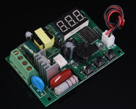 Delay Switch Module Controllable Relay Module 1-999s AC 220V