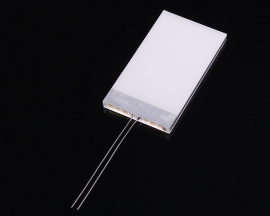 White Bakclight SMD LED Pin Connection Metal Pin 3.0V 15mA For GDC03077 LCD