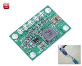 Universal Adjustable DC to DC Step Down Power Supply Module Buck Converter DC 5-16V to DC 1.25V/1.5V/1.8V/2.5V/3.3V/5V