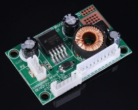 DC/DC Buck Converter Step Down Module LCD Power Supply Board 12V To 5V/3.3V