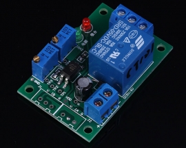 Cycle Delay Timing Relay Module PIC MCU Control DC 5V 0-255s For Industrial Control