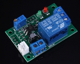 Trigger Delay Relay Module MCU Control Low Level Trigger DC 5V 0-63s