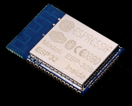 ESP-32S ESP32 WiFi Bluetooth Module Dual-Core CPU Ethernet Port ESP-32 MCU Low-power Bluetooth ESP-3212