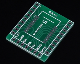 Bluetooth BLE4.0 SMD Board for Bluetooth Module