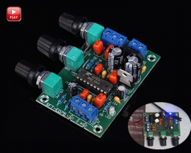 XR1075 BBE Digital Audio Processor 12V Amplifier Prepositive Board Module Preamplifier Board