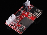 DC 12V WAV Decoder MP3 Decoder Board USB Decoder Module For TF Card/U-Disk