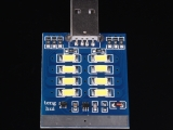 USB LED Highlight Lamp Module With Touch Switch USB Interface For Household Appliances